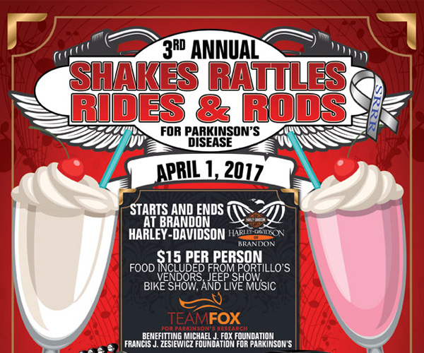 3rd Annual Shakes Rattles Rides & Rods