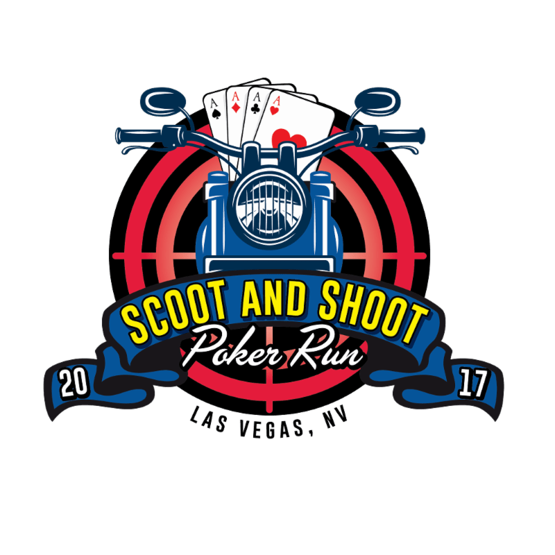 Las Vegas BikeFest Sponsors 4th Annual Scoot and Shoot Poker Run