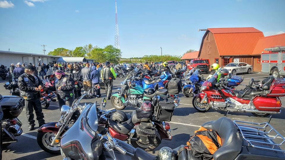 NC Jaycee Burn Center Charity Ride & Music Event 2017