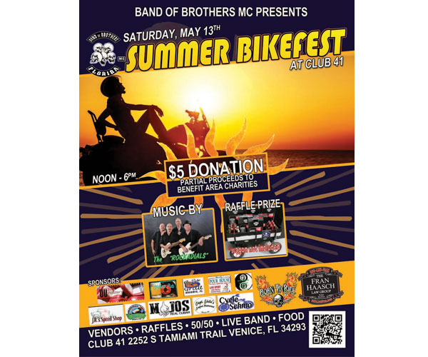 Band of Brothers MC Presents Summer Bikefest