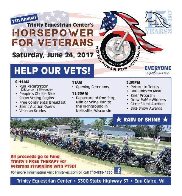 Horsepower for Veterans