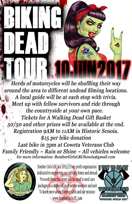 Biking Dead Tour