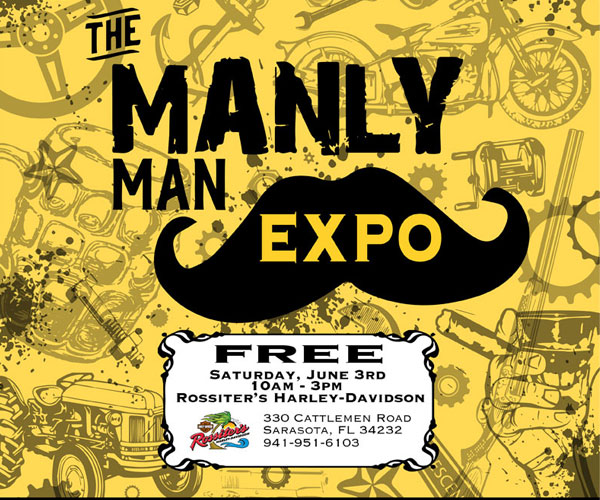 The Manly Man Expo