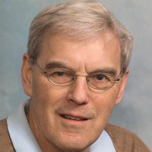 former pupil Dr Richard Henderson