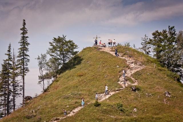 Hochfelln, Chiemgauer Alpen, Bayern