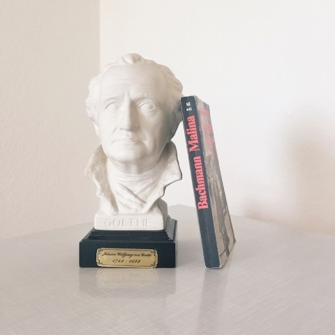 Goethe x Bachmann