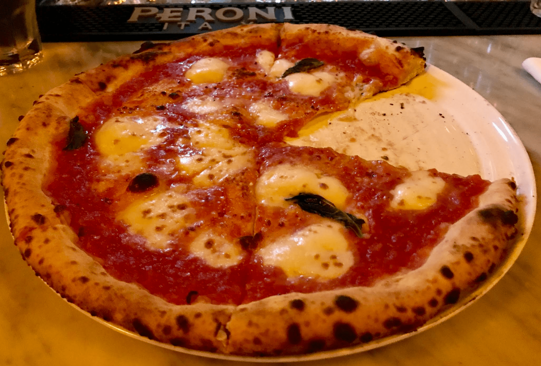 Tavola Pizza Restaurant Review Tavola In Hells Kitchen Bosguy