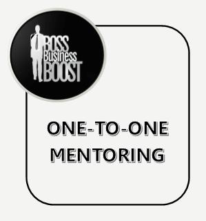 1 to 1 mentoring