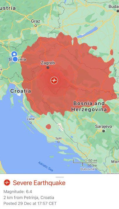 Petrinja-potres-2020