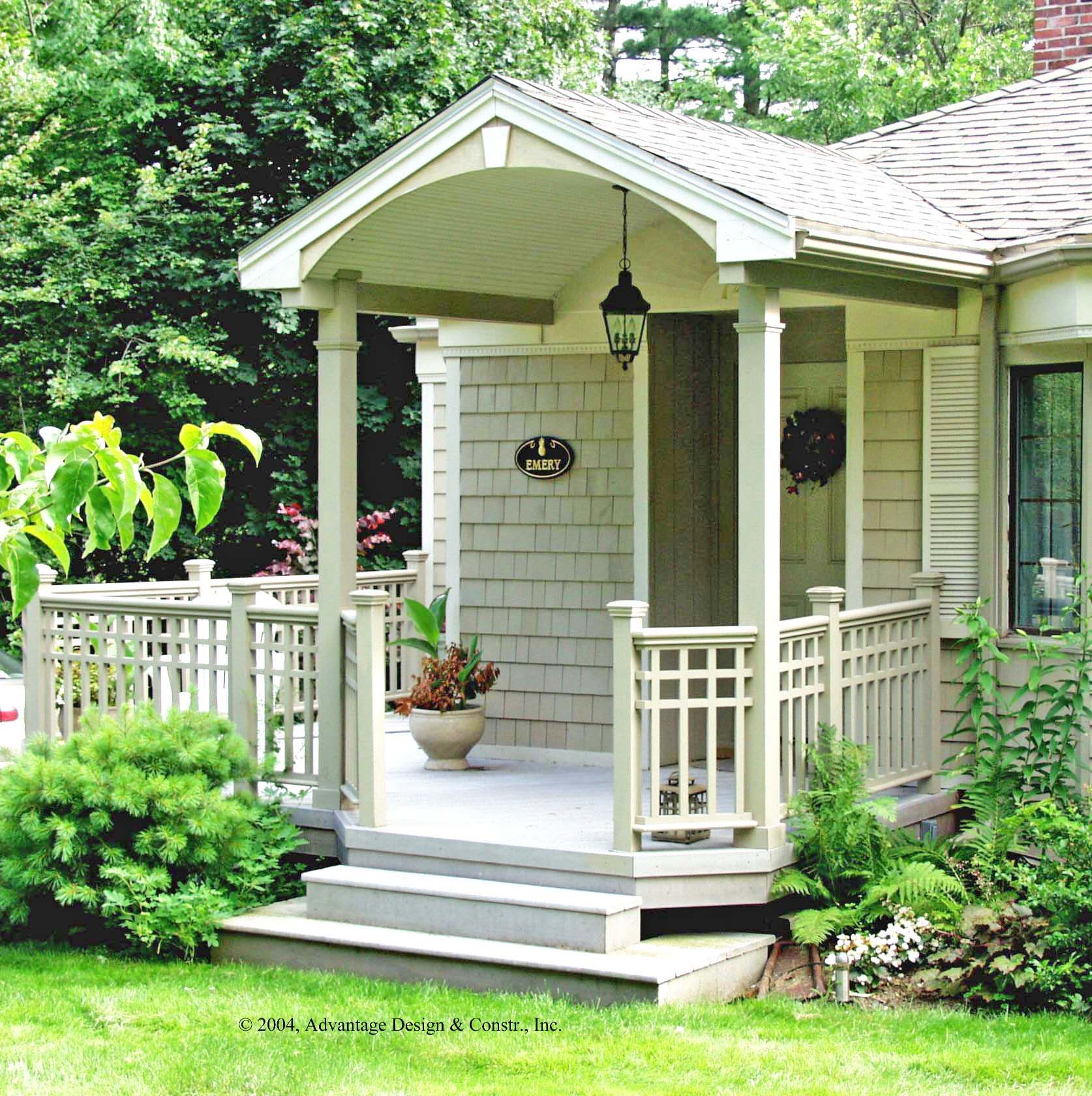 Front Porch Ideas Front Porches — A Pictorial Essay – Suburban Boston Decks