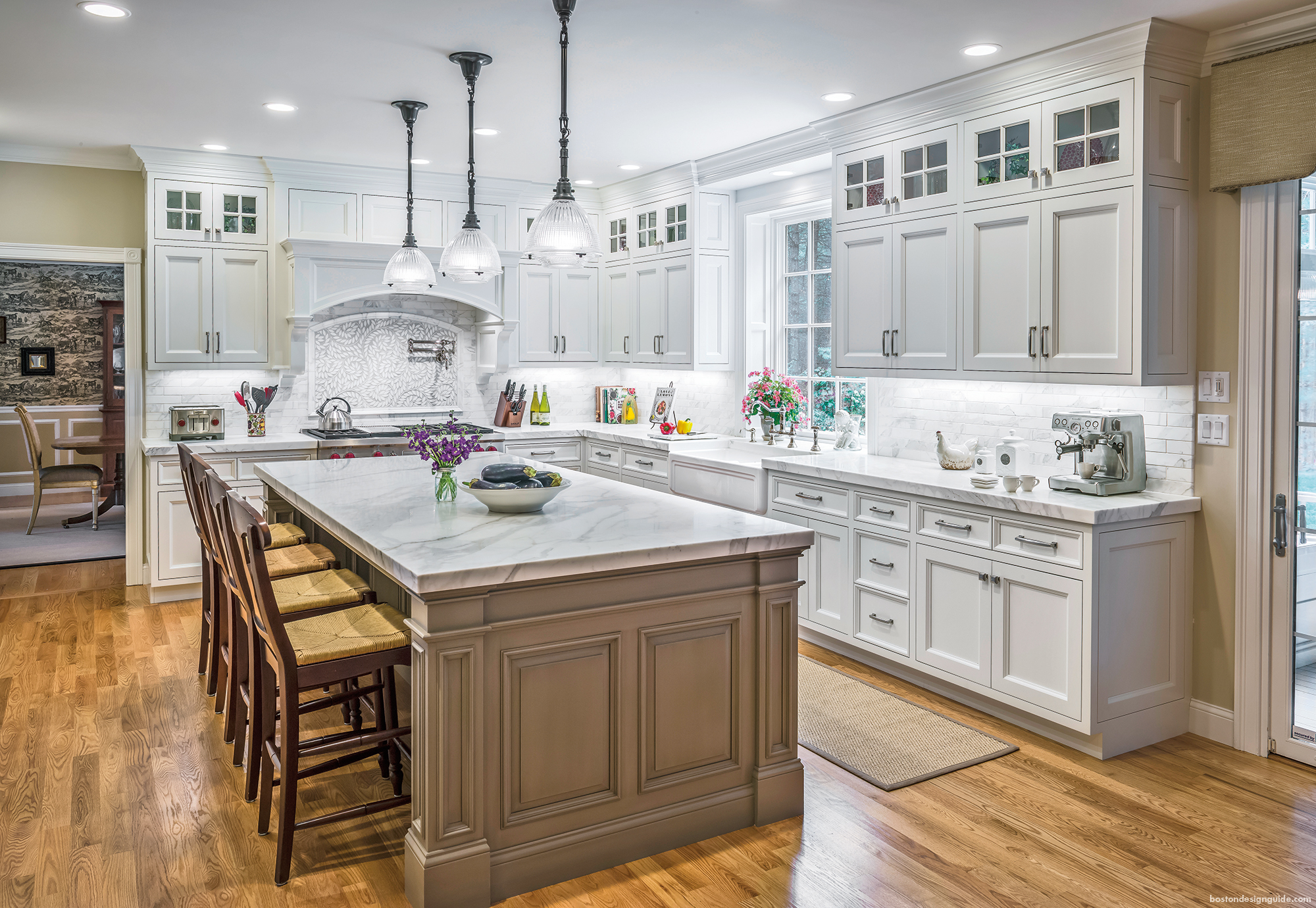 Custom Kitchen Cabinets Massachusetts Architectural Kitchens