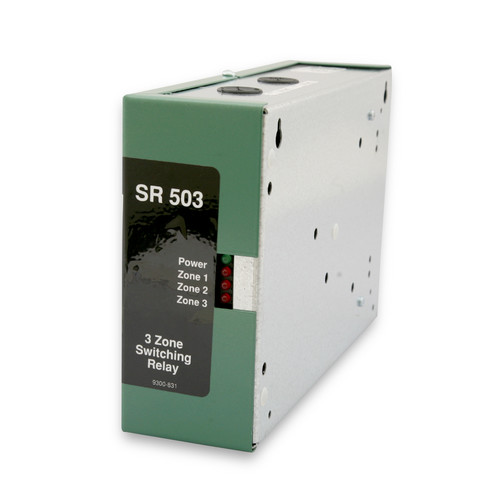 Taco SR503-EXP Three Zone Pump Switching Relay with Priority and 3