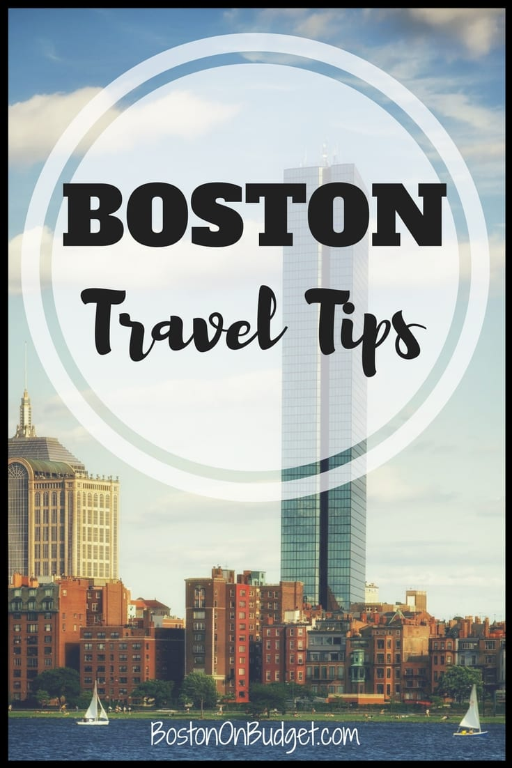 Cheapest Garage In Boston Tips For Boston Visitors Boston On Budget