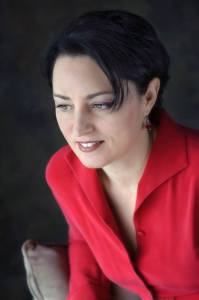 Tina Dimeo, Author of Zombie: A Love Story