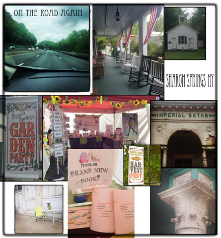 Sharon Springs Collage