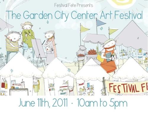 Garden City Center Art Festival