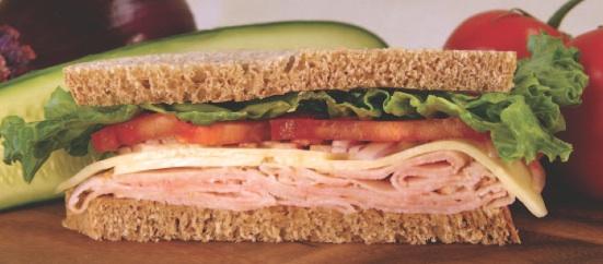sandwich Great Harvest Bread Co.