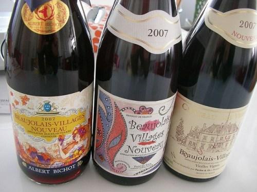 Hajime NAKANO; Beaujolais Nouveau Party; Flickr http://tinyurl.com/khrdkk5