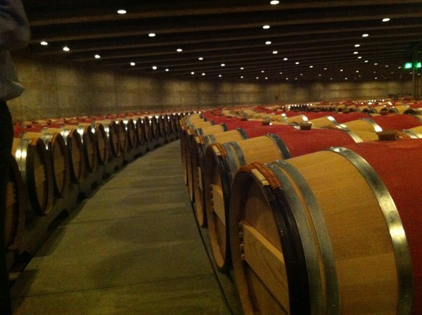 Caves at Opus One