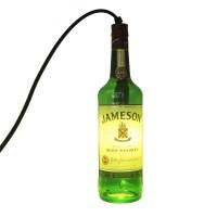 Jameson Whiskey Hanging Liquor Bottle Pendant Lamp Light ...