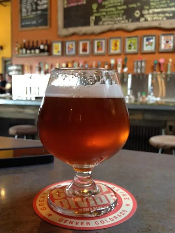 Colorado Springs Beer Tour, Part 3 of 3
