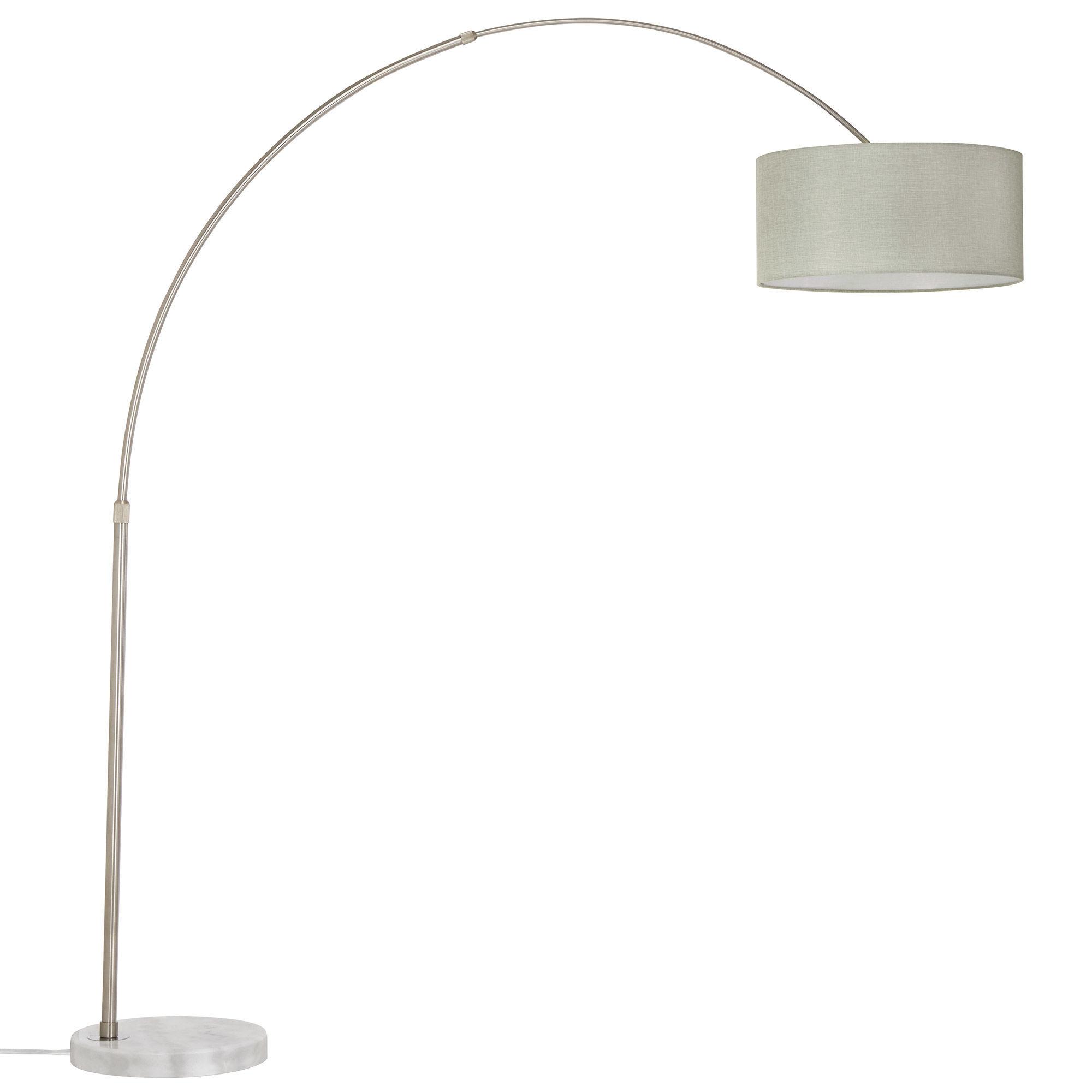 Lampe Salon Pied Marbre   233 52 25 De Réduction Lampadaire De Mode ...