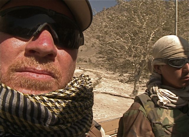 Scott Kesterson back in Afghanistan