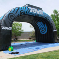 TEVA Inflatable Tunnel