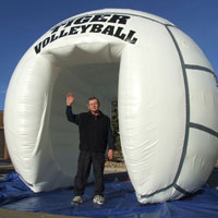 Tiger Inflatable Tunnel
