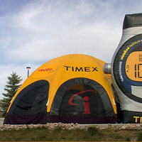 Timex Custom Inflatables