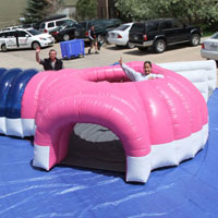 Zhu Zhu Tunnel Inflatable
