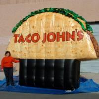Taco John Inflatable