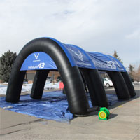 Inflatable Hanger 43