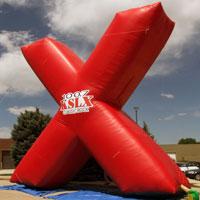 KSLX Radio X Inflatable