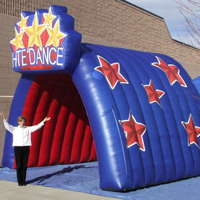 Inflatable Cheer Tunnel