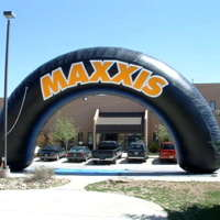 Maxxis Tire Arch