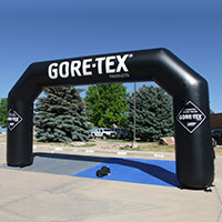 Gore Tex Inflatable Arch
