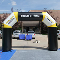 Trekman Inflatable Arch
