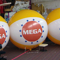 Mega Helium Spheres