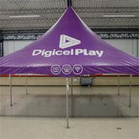 Digicel Play Pop Up Tent