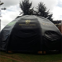 Protein King Inflatable Pavilion