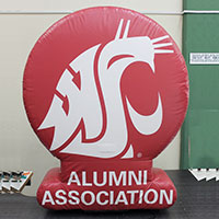 Washington State University Alumni Association Logo