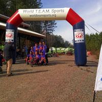 World TEAM Sports Arch
