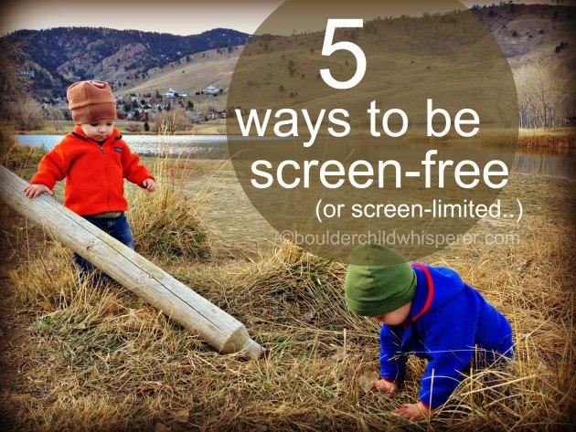 screen free