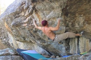 Centerfold V10 FA and A Few Repeats Poudre Cyn, CO