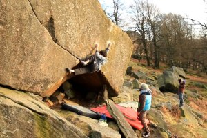 The Ace, 8B Stanage, UK