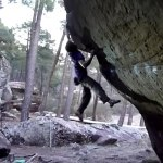 "Rubén Díaz Torres sends ""The Call of Silence"" 8b"