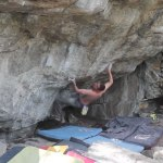Matty Hong sends White Noise V14/15