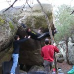 The Traphouse, 8B+, V14 and more!!