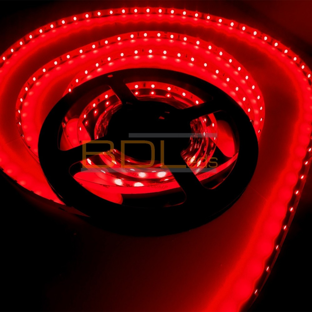 Led Rouge Ruban Led Rouge 660 Nm 24v 3528